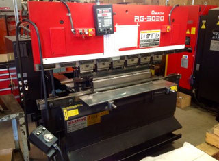 Used Amada RG5020LD Cnc press brake - Exapro