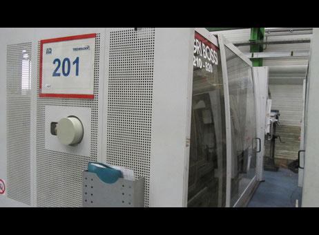 negri bossi injection moulding machine