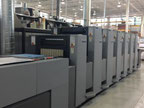 Heidelberg SM52-6+L UV Offset six colours