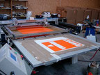 TECHNIPRINT 3/4 AUTOMATIQUE Screen printing machine