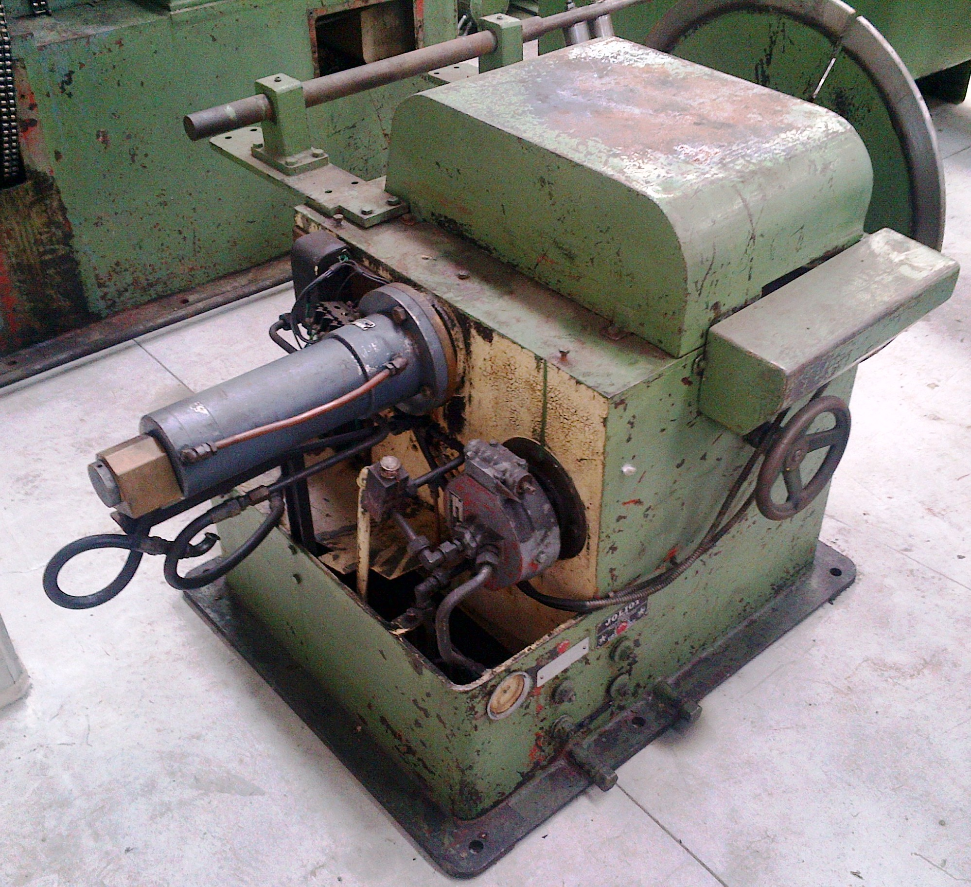 Cold Rolling Mill Joliot B64 56 Dom Exapro