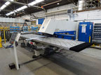 TRUMPF TruPunch  Leveling machine