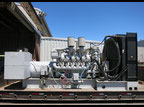 Detroit Diesel 1350DSEB Generator set only 197 hours!