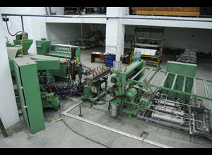 Samafor 90 / 1500 Single screw extruder