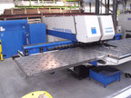 Used TRUMPF Trumatic 600L Laser punching machine