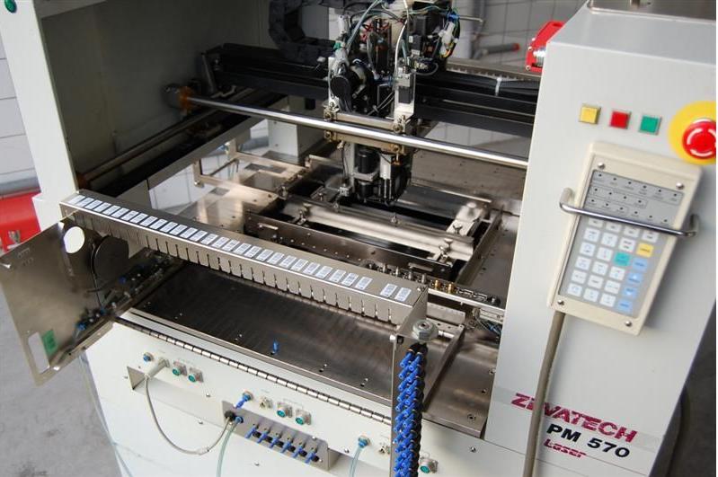 Juki 570 Pick And Place Machine Exapro