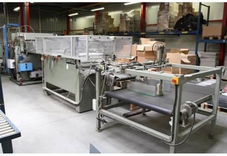 machine pour fabriquer des bo tes perondi crathern laminator casemaker machines d 39 occasion exapro. Black Bedroom Furniture Sets. Home Design Ideas