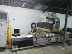 Used Busellato Jet Concept Wood CNC machining centre
