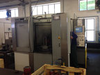 Used Deckel Maho dmc 50h Cnc horizontal milling machine