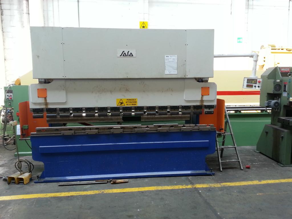 Piegatrice visualizzata sala idraulica 3050 x 70 ton usata macchinari usati exapro - Sala marocchina usata ...