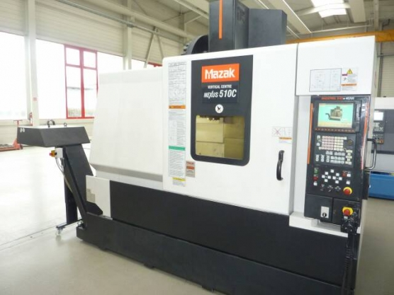 MAZAK VC Nexus 510C Vertical machining centre - Exapro