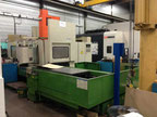 MAZAK MTV 655B Vertical machining centre