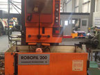 Charmilles Robofil 200 Wire cutting edm machine