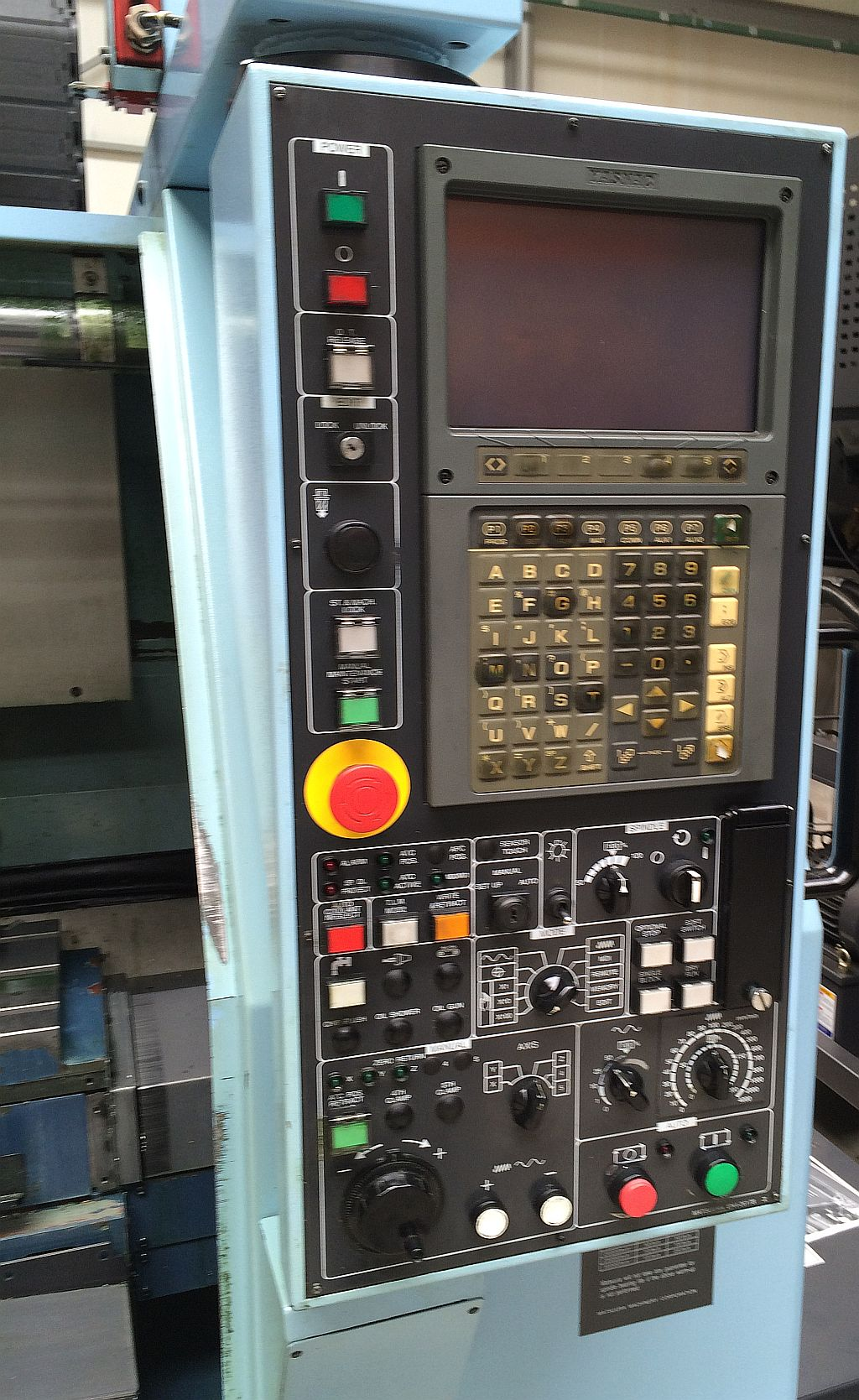 Used Matsuura FX 1G CNC Vertical machining centre - Exapro