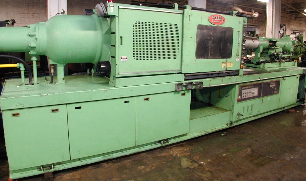 Used Nissei FS260S71ANE Injection molding machine - Exapro