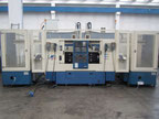TAKAMAZ XW180 Cnc dual spindle lathe with gantry