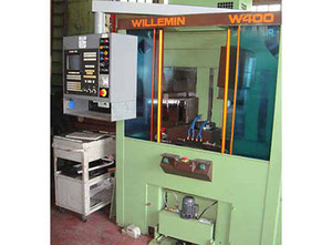 Used Willemin W400 Machining center - vertical