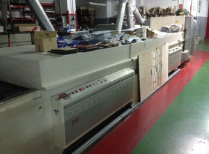 Famagraf 3524 Screen printing machine