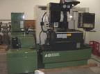 Used Sodick AQ325L Wire cutting edm machine