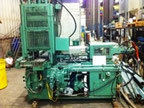 Used Newbury V5-75ARS Injection molding machine