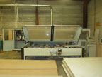 C.M.S giotto Wood CNC machining centre