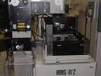 Used Sodick MMS 812 Wire cutting edm machine