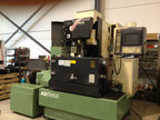 Used Sodick AQ535LHLN1W Wire cutting edm machine