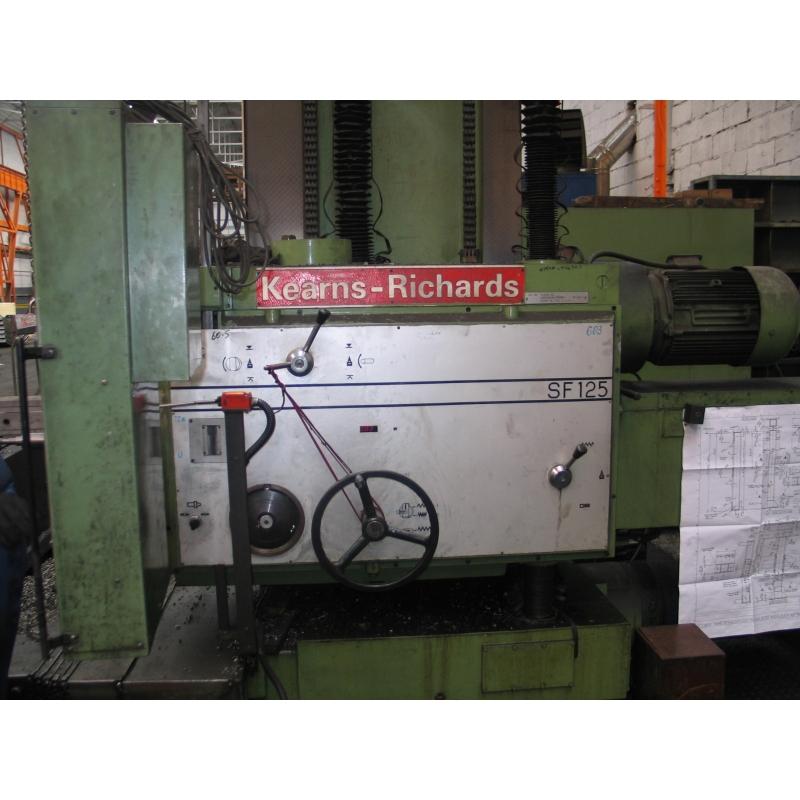 richards machine