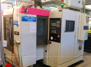 Stama MC 325 Vertical machining centre
