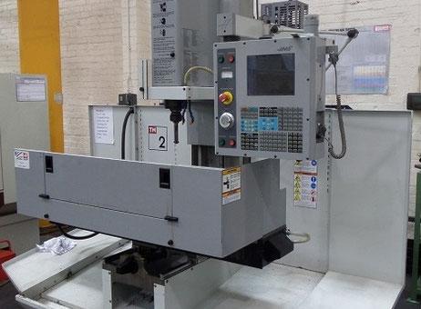 cnc toolroom milling machine