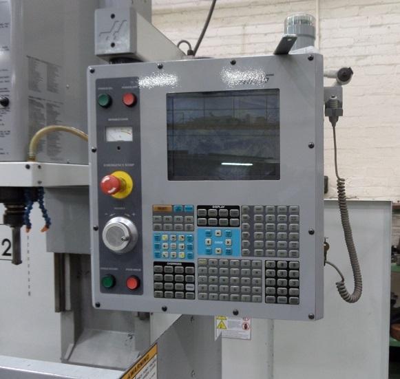 Haas TM2 CNC Toolroom Milling Machine