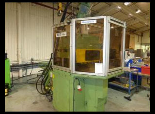 Arburg 1200 Rotary Injection moulding machine - Exapro