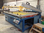 M&R Print Renegade XL 5296 Screen printing machine