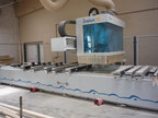Used Weeke Venture 5L Wood CNC machining centre