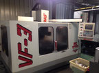 Used HAAS VF 3 Vertical machining centre