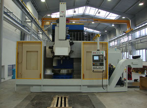 Tos Hulín SKQ 12 CNC Karusselldrehmaschine CNC