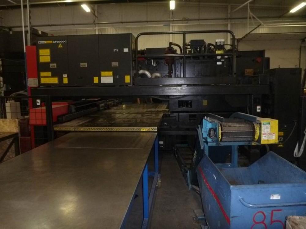 AMADA APELIO III 2610V punch laser machine - Exapro