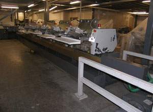 Heidelberg 2 STV 300/1000 Saddle Binding
