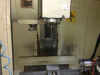 First Vertical machining centre