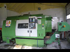 Used Mazak Slant Turn 25 Cnc lathe