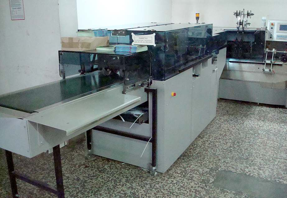 machine pour fabriquer des bo tes hohner hsb 7000 machines d 39 occasion exapro. Black Bedroom Furniture Sets. Home Design Ideas