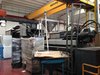 Sandretto 1000 T Injection moulding machine