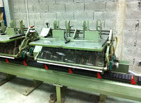 Muller Martini MINUTMAN Saddle stitcher