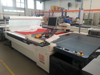Lectra Vector 2500 V3 Furniture 71 Automated cutting machine