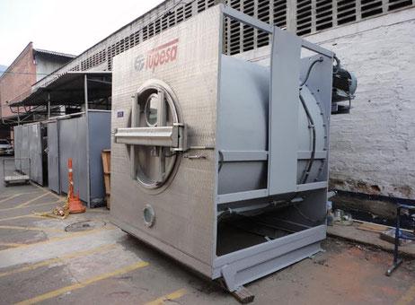 Lavadora industrial tupesa 550 maquinas de segunda mano Lavadoras de segunda mano
