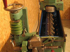 Guilliet IVP Wood grinding machine