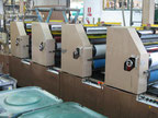 Drent GAZELLE 6 IMR - Mod.  P Web continuous printing press