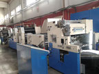 Giebeler R 520 Web continuous printing press
