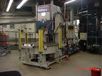 Newbury 200 VTCR9 Vertical Rotary Injection molding machine