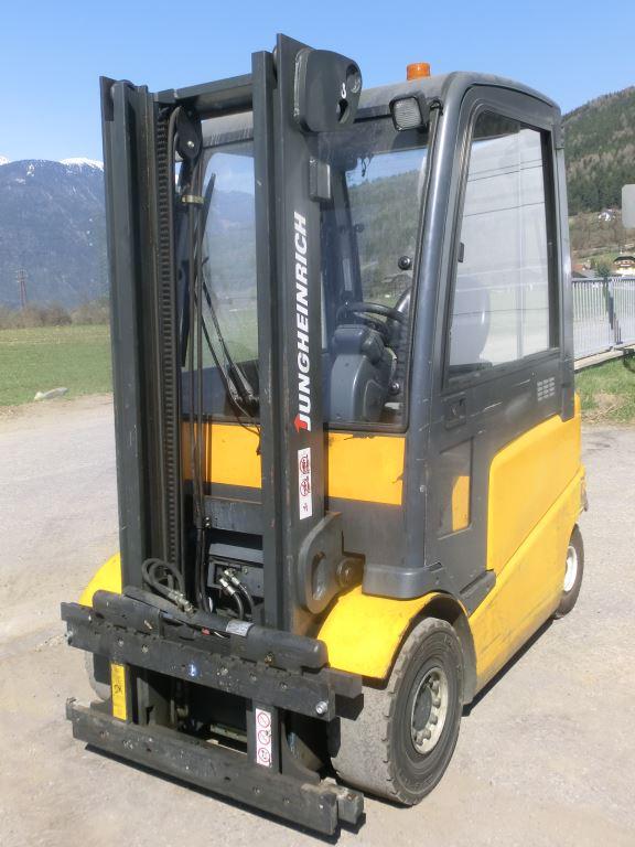 Electric Forklift Jungheinrich Erv308: Jungheinrich EFG 425 K Electric Forklift